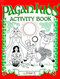 Pagan Kids' Activity Book