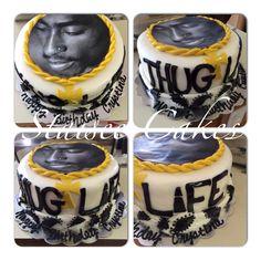 Tupac Cake