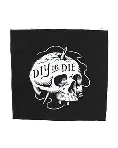 DIY or Die Fabric Patch