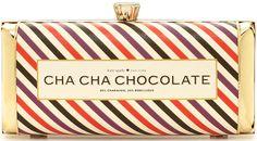 Cha Cha Chocolate Clutch by Kate Spade