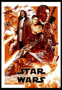 Star Wars: The Force Awakens fan-made Poster