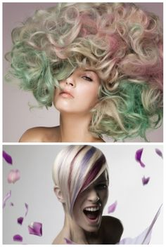 pastel hair color trend 2013 aveda hair color