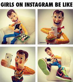 Girls On Instagram Be Like... 2 - https://www.facebook.com/diplyofficial