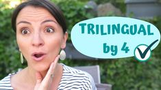 Trilingual - How Our Daughter Became Trilingual by 4 The Creator, Daughter, Youtube, My Daughter, Daughters, Youtube Movies