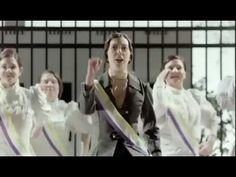 Bad Romance - Women's Suffrage (Inspired by Alice Paul) - YouTube - Bad Romance: Women's Suffrage - We should never forget what others did and sacrificed so that women could gain the vote.