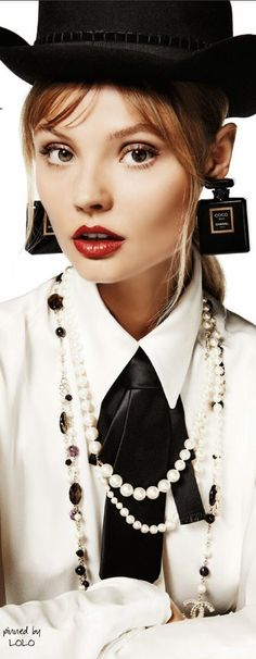 'Up In The Air' Magdalena Frackowiak by Giampaolo Sgura for Vogue Paris September 2014