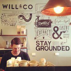 Will & Co Culture of Coffee - CHRIS NIXON Portfolio - The Loop