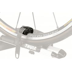Thule Wheel Adapter - Protects the rim on mountain bikes and helps secure the wheels of road bikes. Mountain Bike Shoes, Mountain Bicycle, Mountain Biking, Road Bikes, Cycling Bikes, Cycling Equipment, Car Roof Racks, Bicycle Types, Road Bike Women