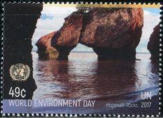Stamp: World Environment Day (UNO New York) Mi:NT-NY 1618