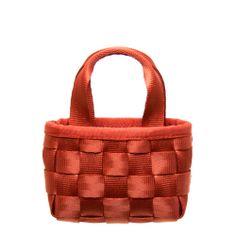 Mini Seatbeltbag Ornament Red