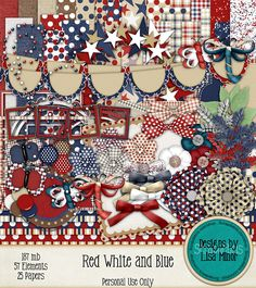 Red White and Blue Instant Download Digital Scrapbook Kit, 4th of July scrapbook, 4th of july clip art, American scrapbook, American clip art, constellation pattern papers, stars, butterflies, patriotic scrapbook, patriotic clip art, digiscrap, scrapbook, scrapbooking, digitalscrapbook, digitalscrapbookkit, clipart, patternpapers, scraps, crafts, creative, craft, create, design, digitalkits