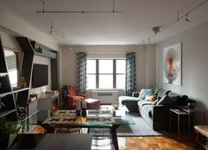 Moody & Masculine in Manhattan Professional Project | Apartment Therapy