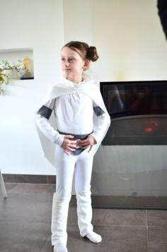 Hello tout le monde, Carnaval approche et c'est l'occasion de partager avec vous le costume de Leïa que j'ai réalisé pour ma petite poulette la semaine dernière. En grande fan de Star-Wars, elle voulait absolument se déguiser en Leïa alors qu'on n'avait...