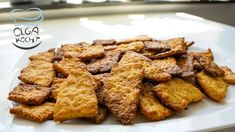 YouTube Party Snacks, Crackers, Real Food Recipes, Nom Nom, Dips, French Toast, Sweet Treats, Homemade, Baking