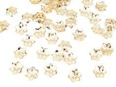 CAP2015-6810 Capuchón en chapa de oro 14k, medida 6mm, 8mm o 10mm,  precio x gramo $4.80 pesos, precio medio mayoreo (100 gramos)$4.50, precio mayoreo (250 gramos)$4.40, precio VIP(500 gramos) $4.30