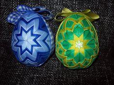 blue+green egg