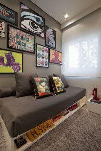 Quarto - Quadros http://decoraape.com.br/quadros-como-eles-podem-valorizar-a-sua-decoracao/