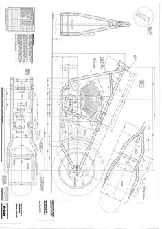 Z-Force® motor blueprint Motorcycle Types, Bobber Motorcycle, Motorcycle Engine, Motorcycle Design, Bike Design, Atv Motocross, Custom Bobber, Custom Motorcycles, Custom Bikes