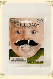Chill, Baby Lil' Shaver Pacifer @ Francesca's