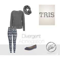Abnegation Divergent