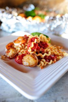 Lobster tail pasta recipes food network
