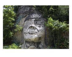 Jayuya Puerto Rico la cara del Indio {Taino Indian}