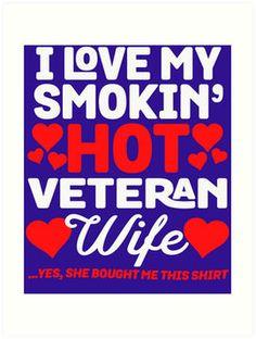 My Hot Veteran Wife