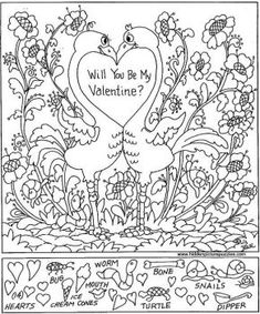 7 Best Images of Hidden Pictures Printables For Adults - Free Hidden Object Printable Worksheets, Winter Hidden Objects Printables and Free Printable Hidden Picture Coloring Pages Find The Hidden Objects, Hidden Object Games, Valentine Picture, Be My Valentine, Highlights Hidden Pictures, Hidden Pictures Printables, Mermaid Party Games, Hidden Picture Puzzles, Coloring Book Pages