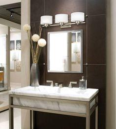 172 Best Bathroom Powder Room Lighting Images