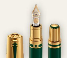 """Pelikan fountain pen Limited Edition """"The Hanging Gardens of Babylon"""""""