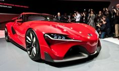 2015 Toyota FT-1 Concept and Estimated Price
