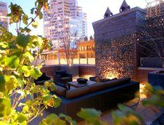 Terrace ideas