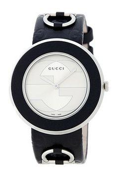 #Gucci - Women's U-Play Strap Watch @ #Hautelook