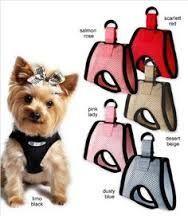 Resultado de imagen para step in dog harness pattern