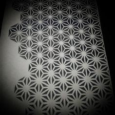Asanoha Pattern