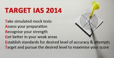 >>>All India Test Series For IAS Prelims Exam 2014<<<  http://www.ias100.in/ias-all-india-test-series.php • 2700 Questions, including 10 Full Length Mock Tests • Intelligent Visual Guidance and Progress Reports • Evaluation from experts to improve • Discussion videos of the classroom discussion