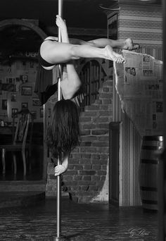 pole dancing great exercise for toning