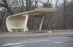 SOCIALISMO EM TODAS AS ESCALAS – Os pontos de ônibus soviéticos documentados no livro do fotógrafo Christopher Herwig | REVISTA CENTRO