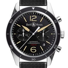 Bell & Ross BR 126 Sport Heritage - Iconic Watches.