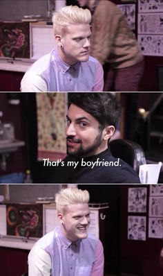 if anyone ever asks me why I ship Scomiche I'm just gonna show them this <3