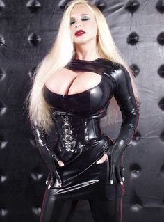 Latex Big Tits 57