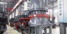 Hydraulic cone crusher and spring cone crusher for building aggregate and ore processing production