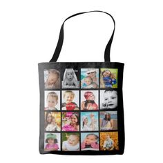 Create Your Own Unique Personalized Collage bag