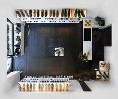 Untitled (Shoe Shop)2009, 100 x 118 cm
