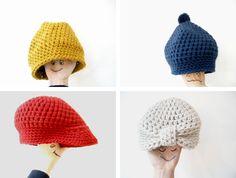 hats - čiapky