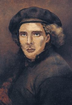 As Rembrandt: