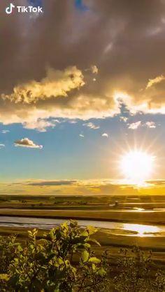 click visit more watch videos - Monika Kiełek - Nature travel Beautiful Photos Of Nature, Beautiful Gif, Beautiful Sunrise, Amazing Nature, Beautiful Landscapes, Beautiful Pictures, Nature Gif, Nature Images, Nature Pictures