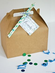 In the cookie of life- friends are the chocolate chips.  Cute gift idea!