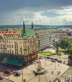 Terazije, Belgrade, Serbia