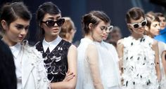 Check out the sheer magic of Erdem @ London Fashion Week